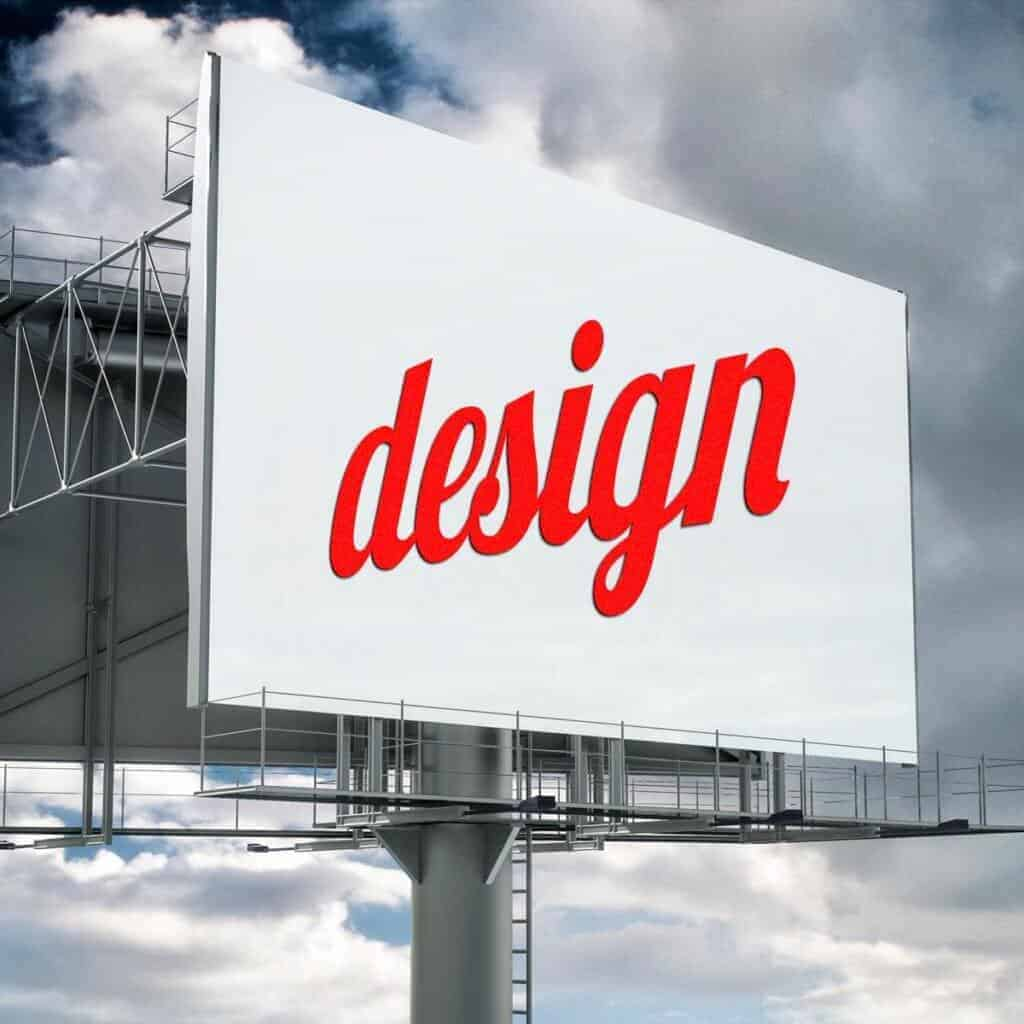 Design Billboard